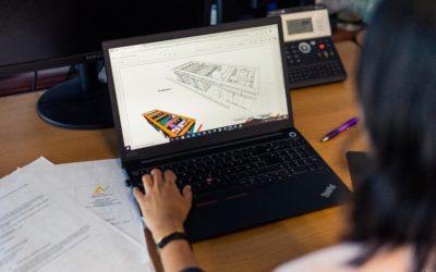 Préparation aux travaux de création ou de réhabilitation d'un datacenter